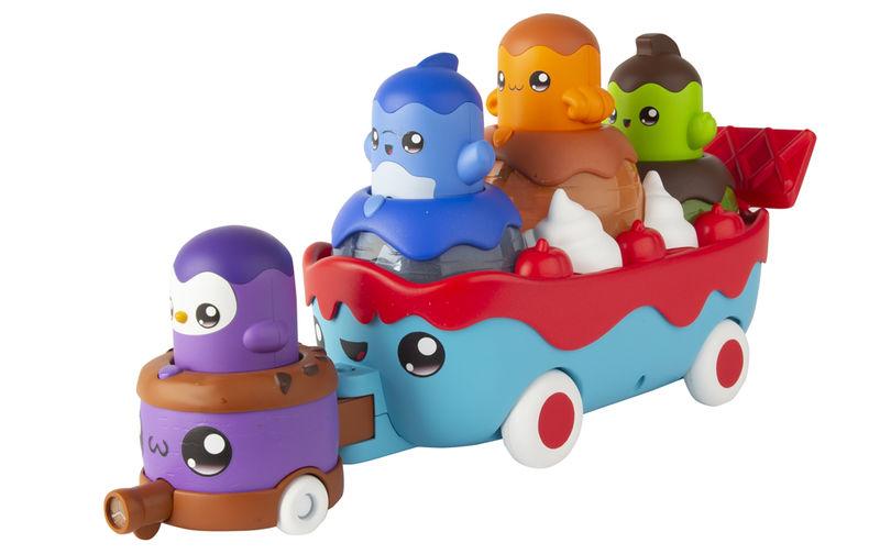 Interactive Parade Toys