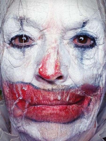 Creepy Clowntography