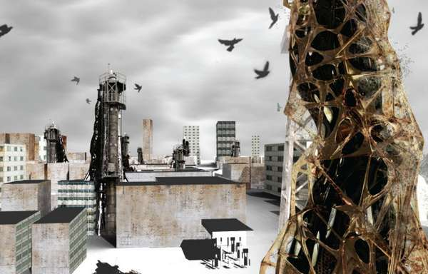 Fibrous Industrial Structures