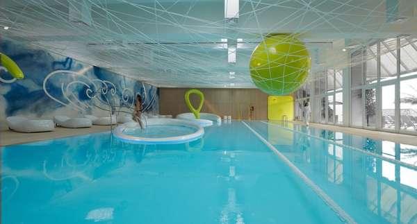 Playground-Like Pools