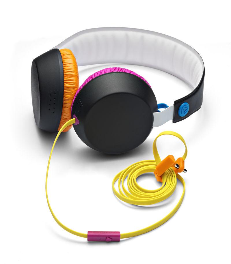 Parent-Controlled Headphones