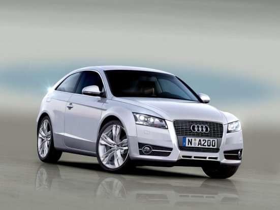 german electric cars audi leaks details at paris auto show 2008. Black Bedroom Furniture Sets. Home Design Ideas