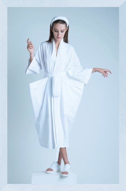 Minimalist Parisian Fashions