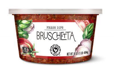 Ready-to-Eat Bruschetta Dips