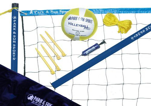 Portable Outdoor Volleyball Sets