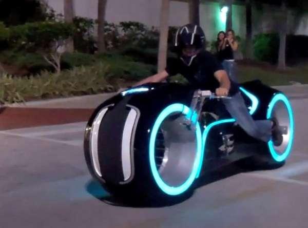 Sci-Fi Street Bikes