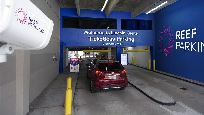 Multipurpose Parking Hubs