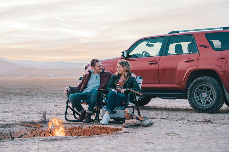 Three-in-One Camping Chairs