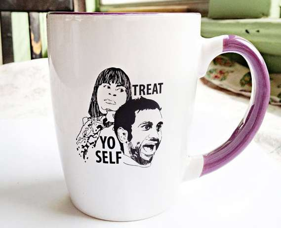 Comical Sitcom Coffee Cups