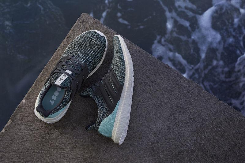 Upcycled Ocean Plastic Sneakers