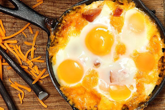 Parmigiana Egg Recipes