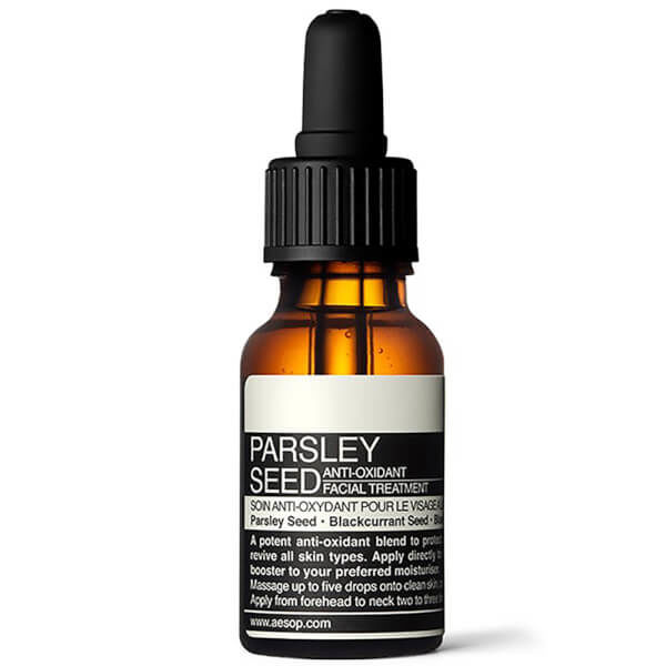 Parsley Seed Facial Treatments