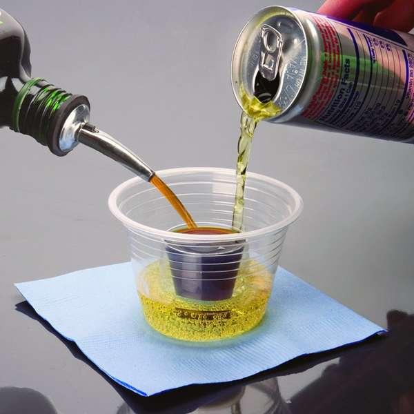 Balanced Booze Cups