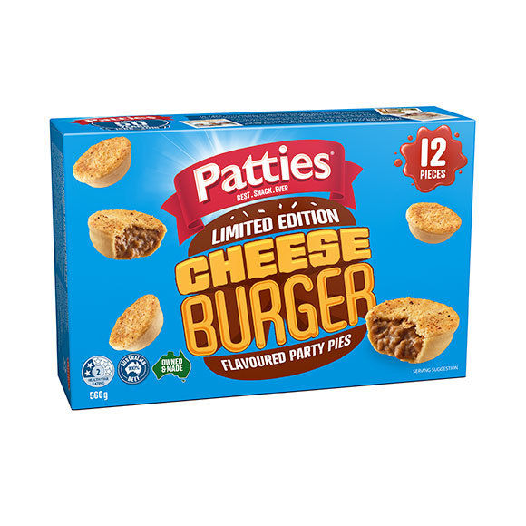 Burger-Flavored Dinner Pies
