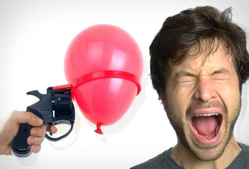 Balloon-Popping Gun Games