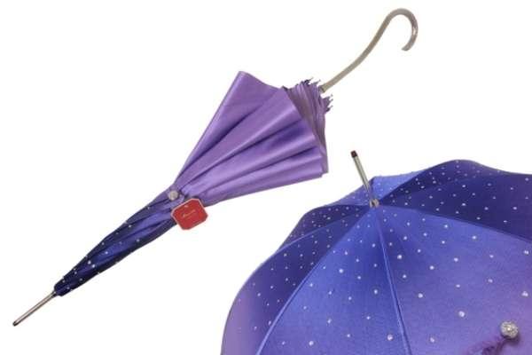 Blinged Rain Shields