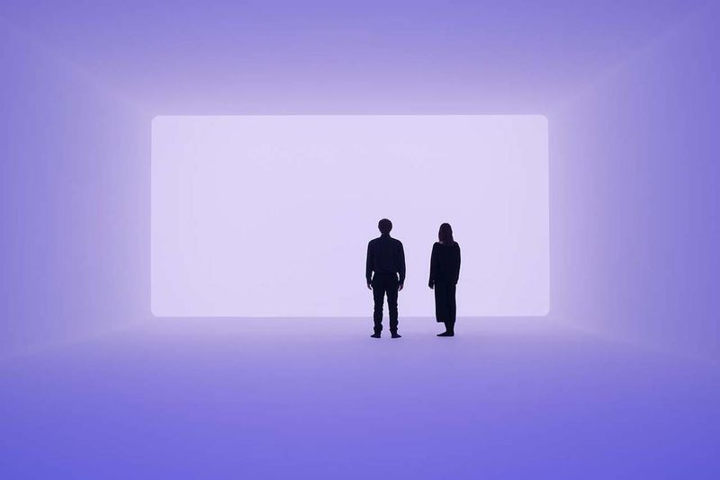 Meditative Light-and-Space Exhibits