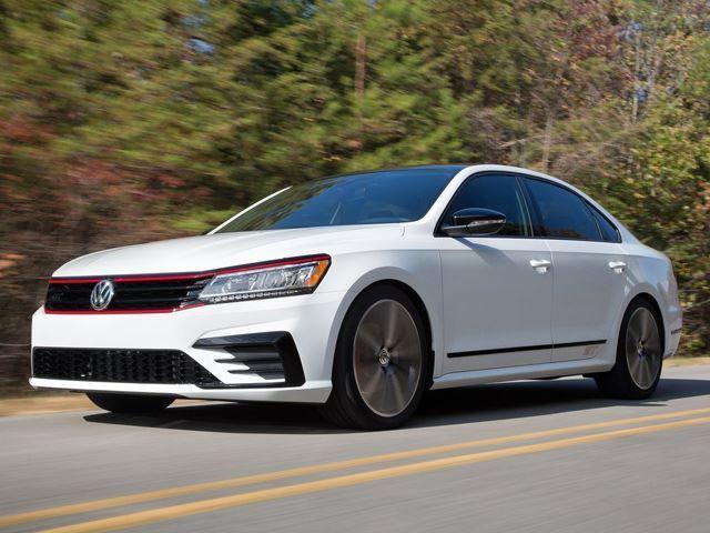 Performance-Focused Sedan Redesigns
