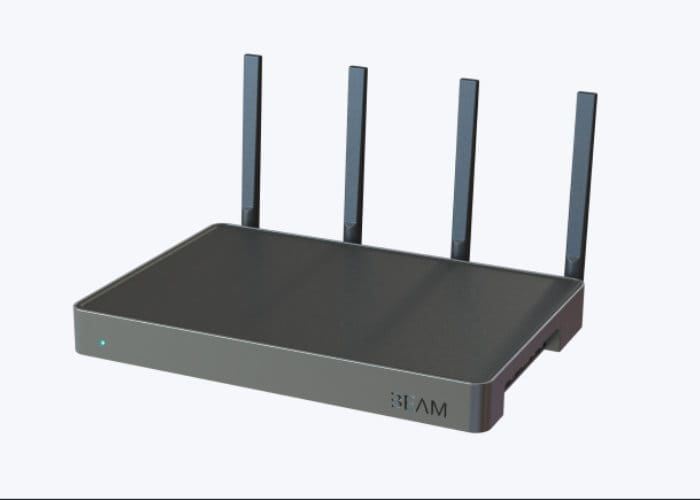 Data-Encrypting Home Routers