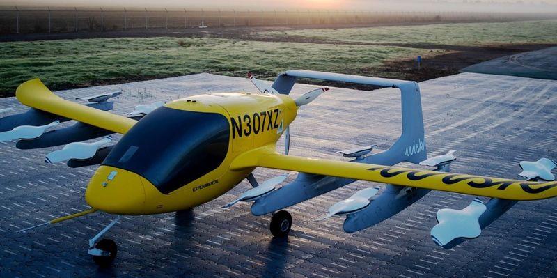 Autonomous Air Passenger Trials
