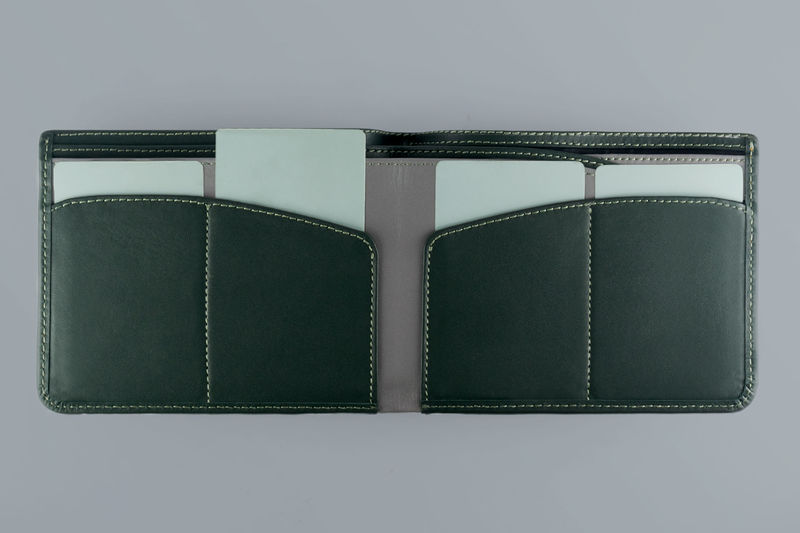 Vegetable-Tanned Passport Wallets