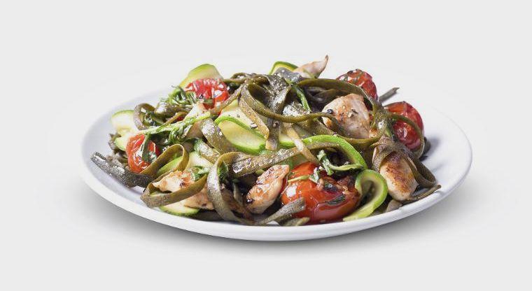 Seaweed Pasta Alternatives