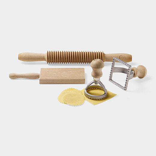 Antiquated Pasta-Making Sets