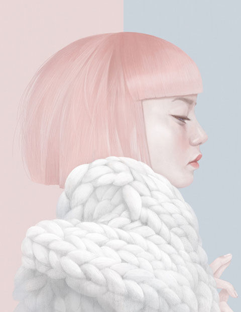 Sublime Fashion Illustrations