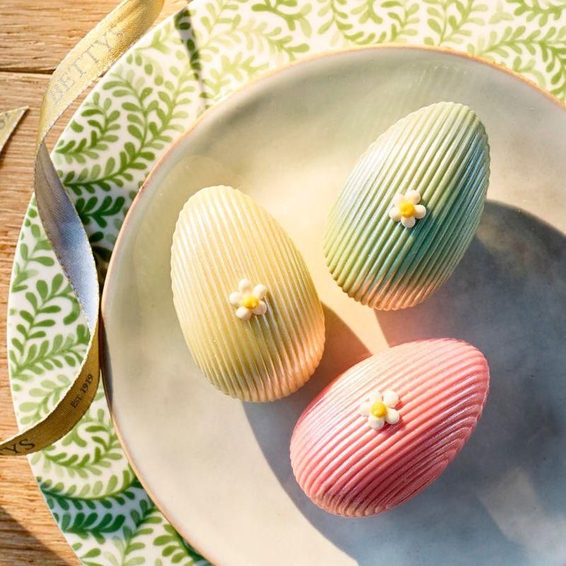 Artisan Pastel Easter Eggs