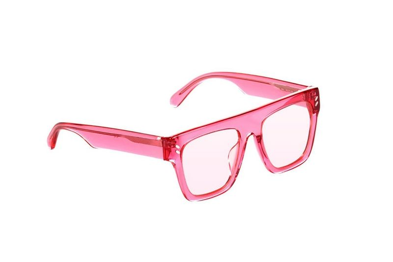 Over-Sized Pastel Kid Glasses : pastel frames
