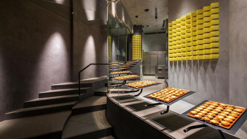 Modernist Japanese Bakeries