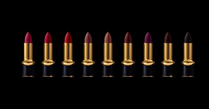Legendary MUA Lipsticks