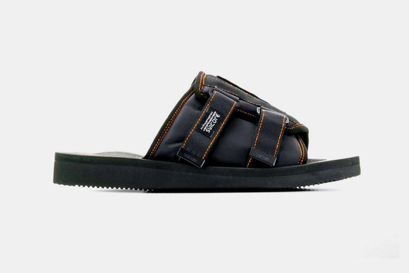 Velcro Strapped Bulky Sandals