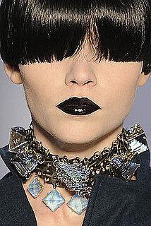 Goth Lipstick Pouts