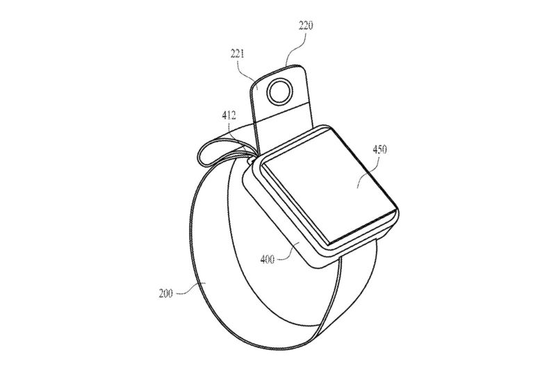 Built-In Camera Watches