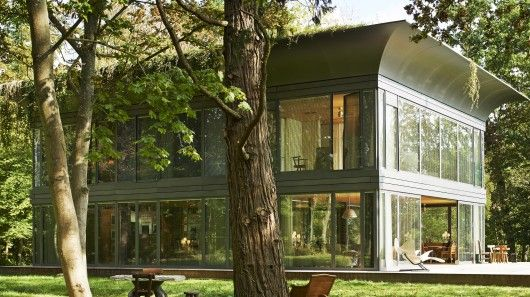 Energy-Generating Prefab Homes