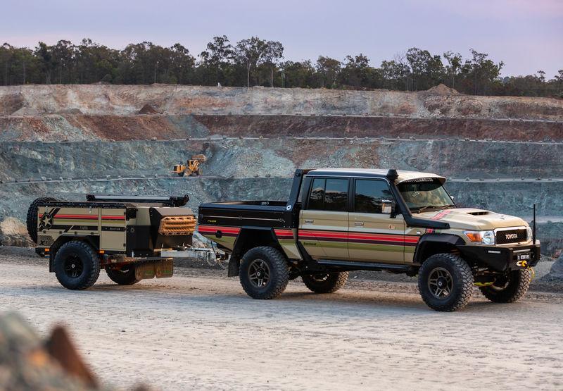 Adventurer Camping Vehicle Combos