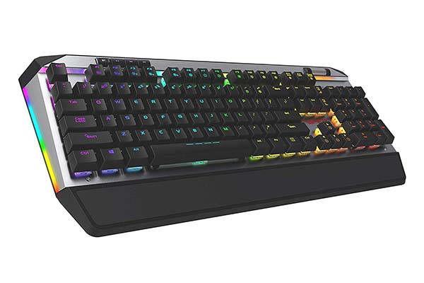 Durable Anti-Ghosting Keyboards
