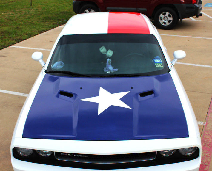 Patriotic Car Decals