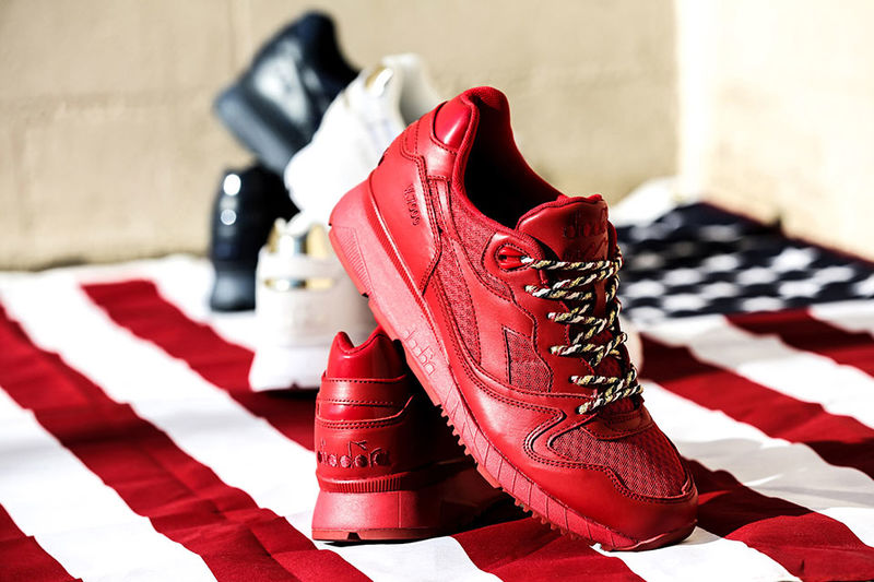 Patriotic Sneaker Collections