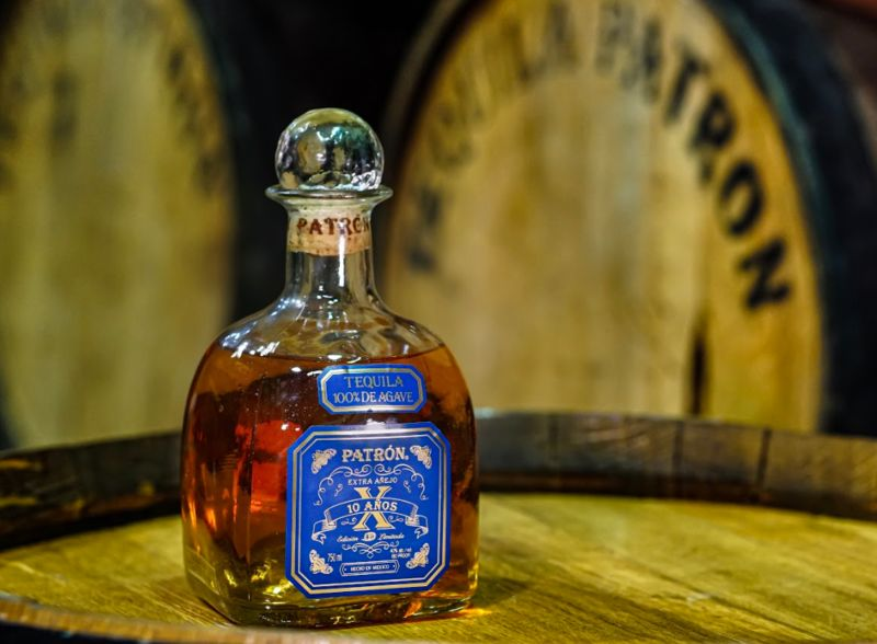Affordable Ultra-Aged Tequila