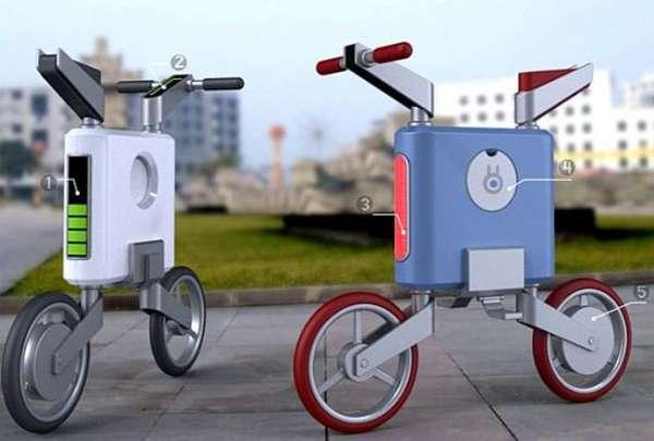 Boxy E-Bikes