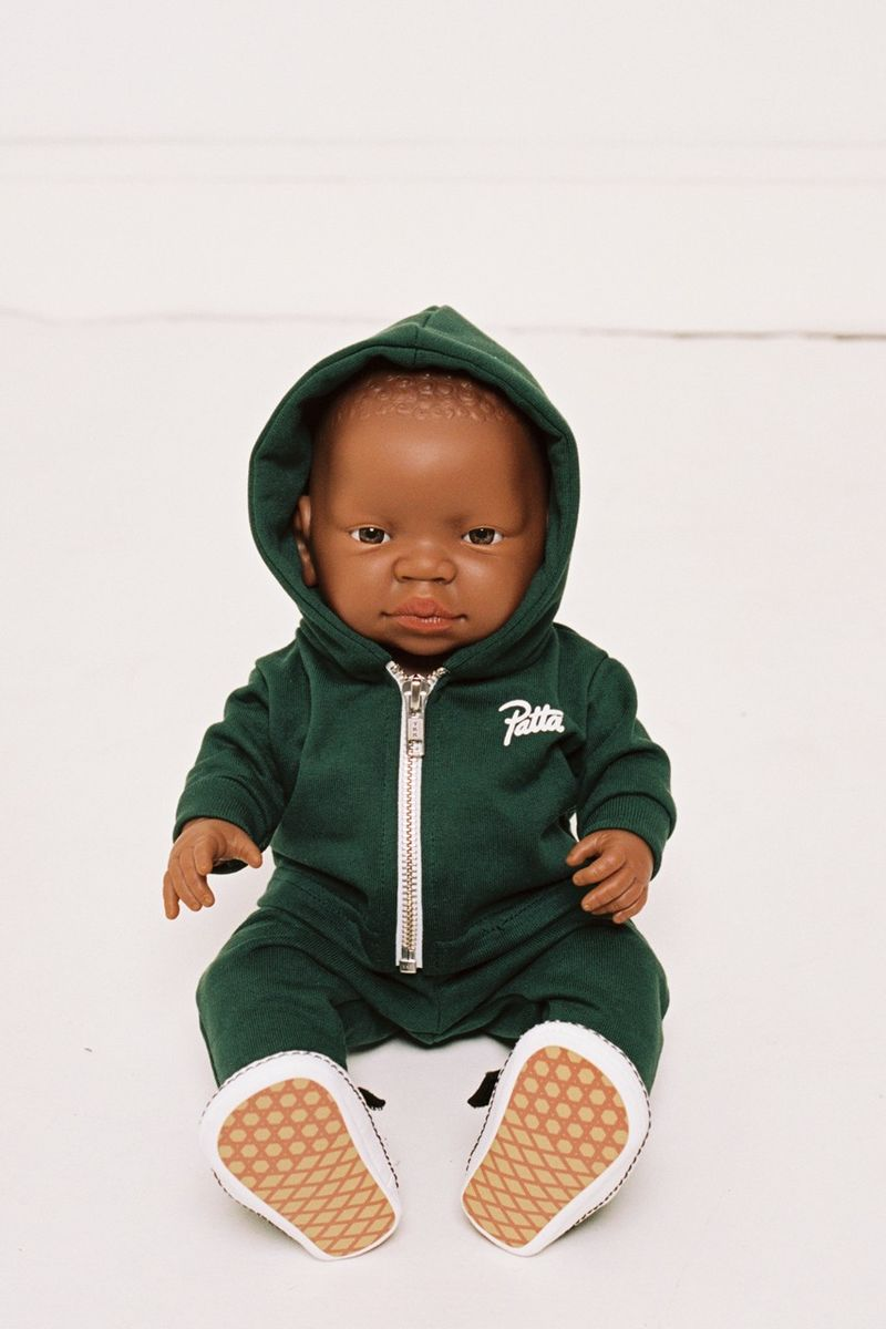 Inclusive Upcycled Clothing Dolls