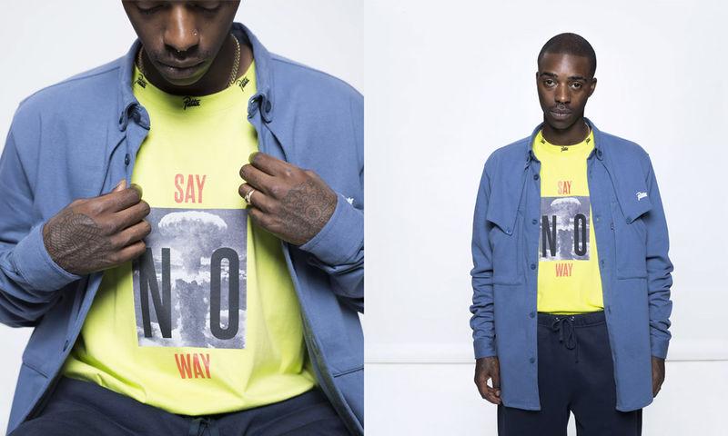 Graphic-Heavy Fall Streetwear