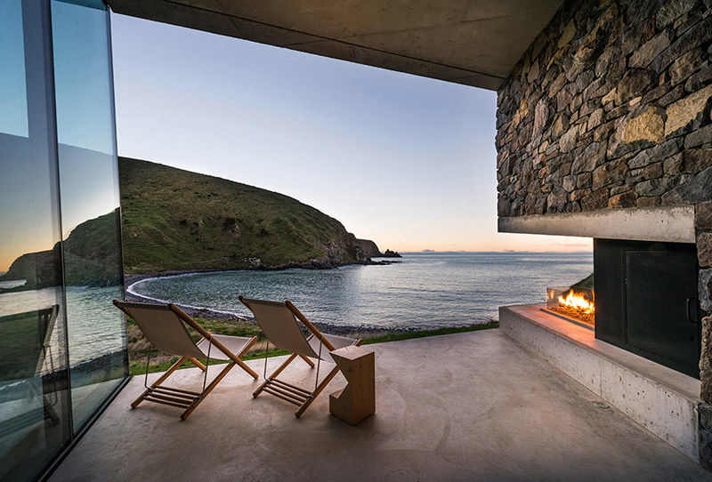Secluded Seaside Homes