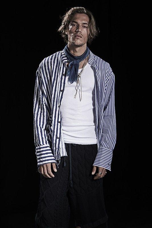 Deconstructed Lightweight Fashion