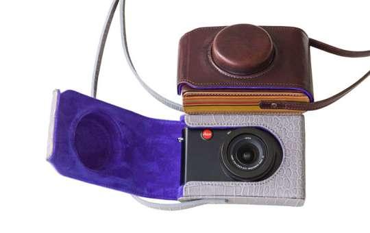 Luxurious Fashion Camera Covers