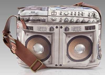 80s Tech As Modern Fashion