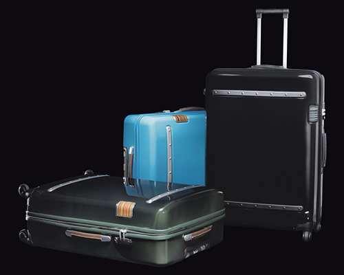 Hardshell High Fashion Baggage