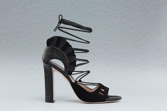 Quirkily Artistic Footwear